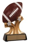 Football Shooting Star Resin Trophy All Trophy Awards