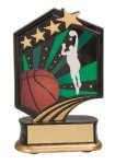 Basketball Resin Trophy All Trophy Awards