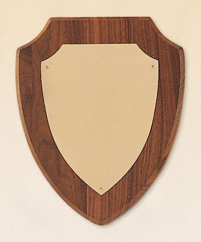 shield plaques. Black Bedroom Furniture Sets. Home Design Ideas